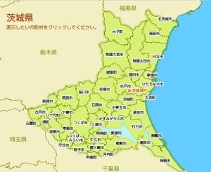 茨城県防犯マップ