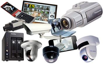 高品質防犯カメラシステム