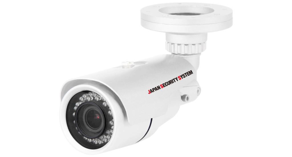 屋外バレット型ダミーカメラ