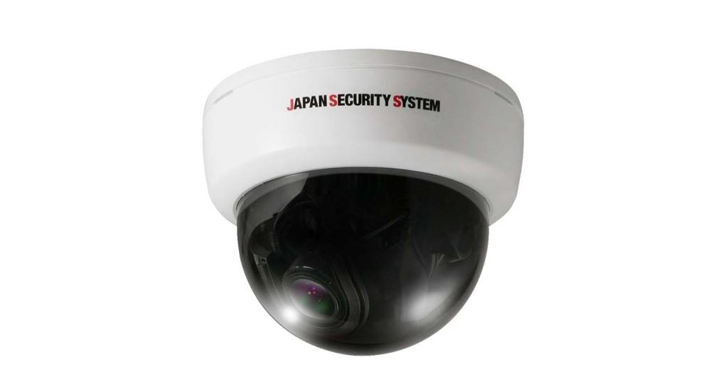 屋内ドーム型ダミーカメラ